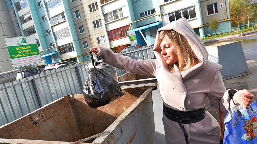 Доходы от отходов: в ГД хотят упростить раздельный сбор мусора и сэкономить деньги жильцов