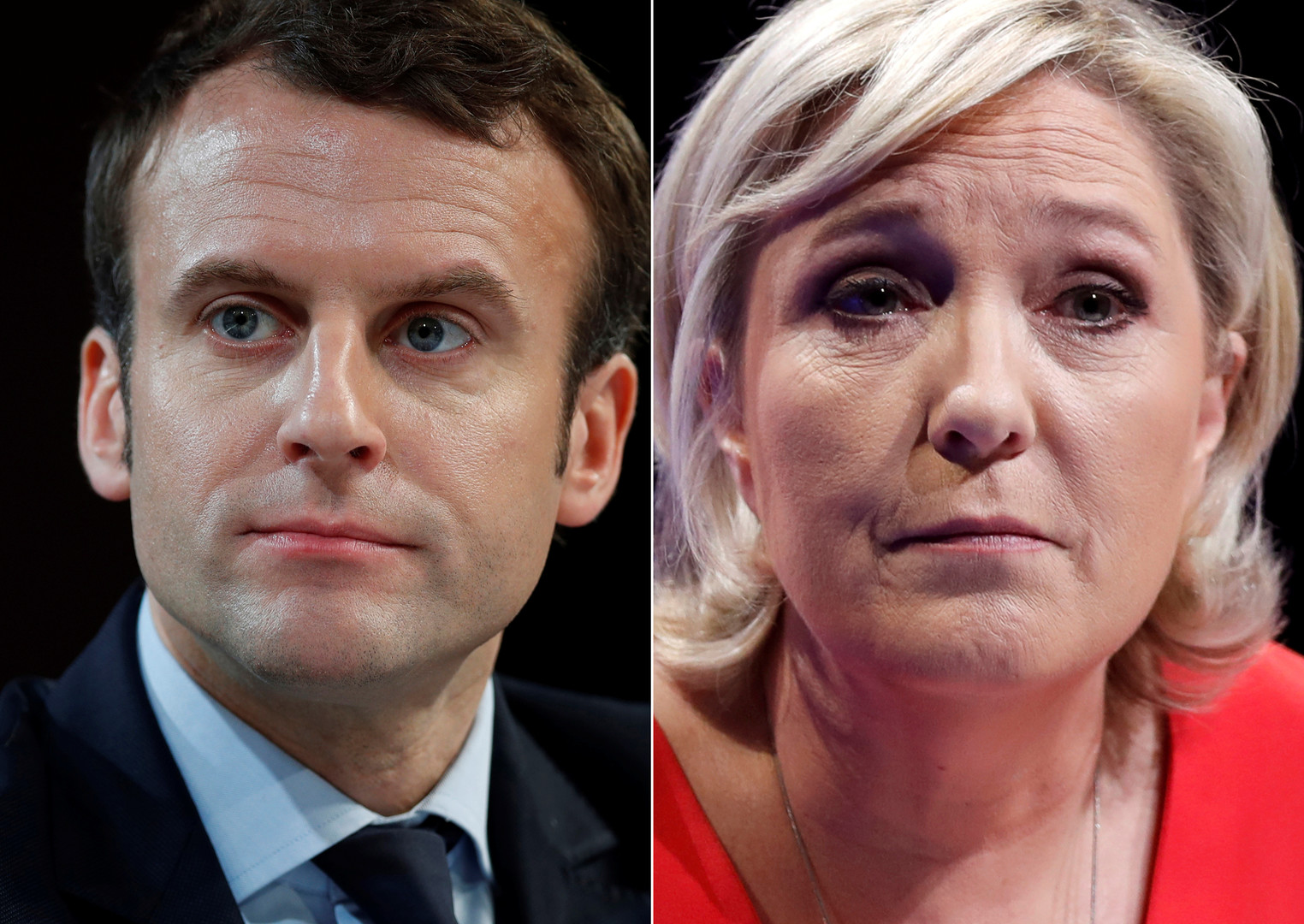 Тест RT: Макрон или Ле Пен?