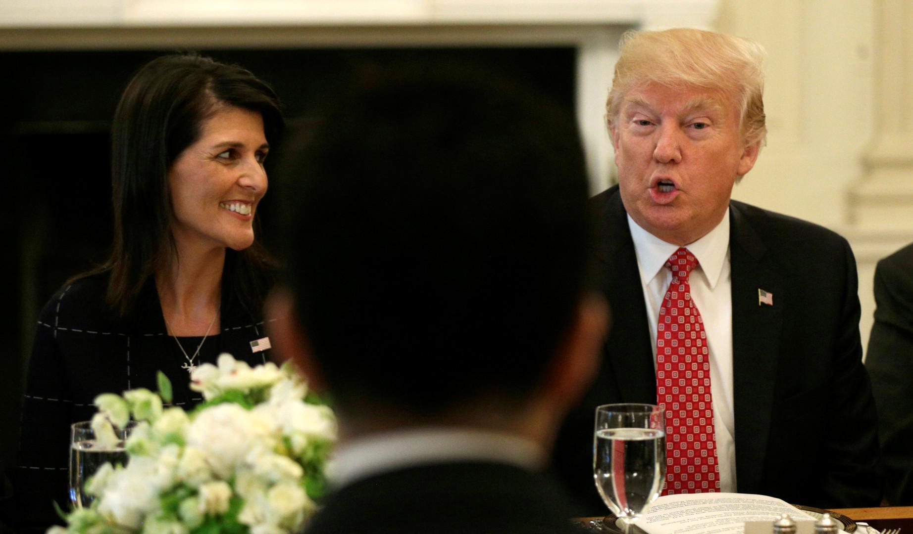 Список претензий: Трамп заявил иностранным постпредам о своём недовольстве ООН