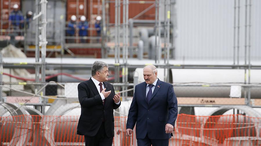 Встреча у реактора: о чём договорились в Чернобыле президенты Украины и Белоруссии