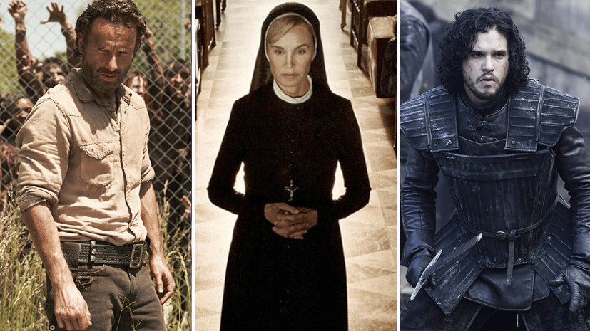 Стачка по-голливудски: популярные американские телесериалы могут исчезнуть из эфира
