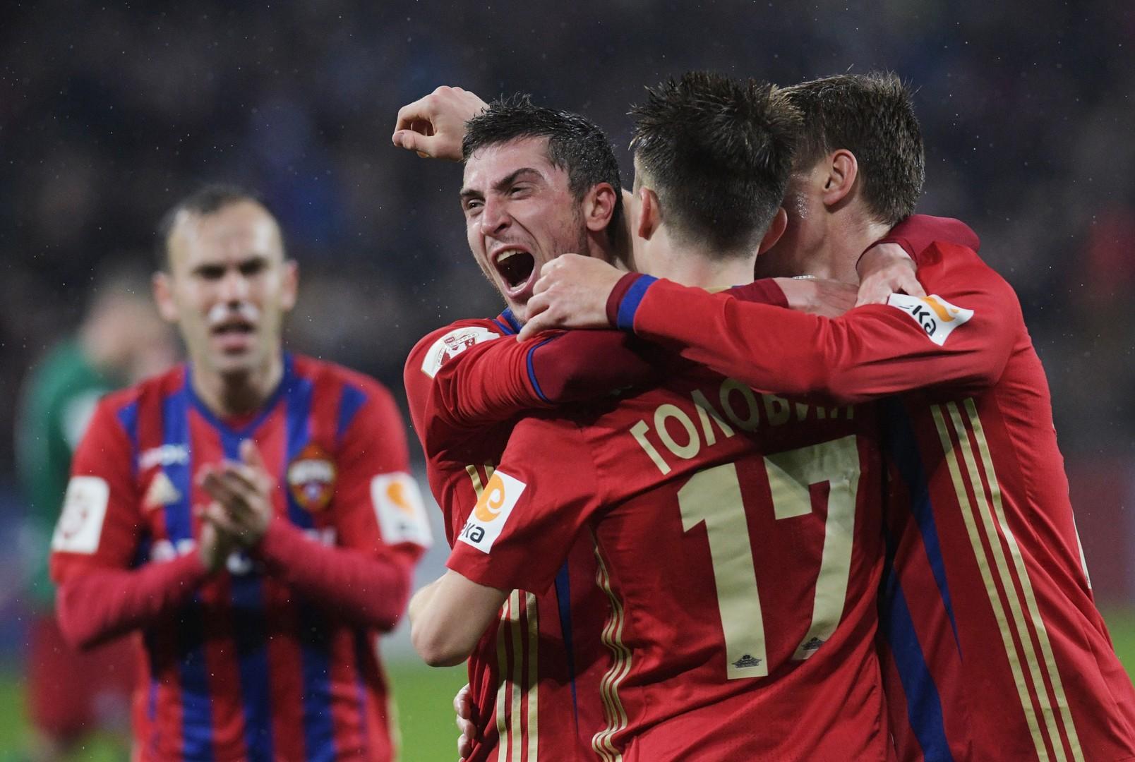 «Нам серьёзно дали по мозгам»: как «Локомотив» пережил разгром в дерби с ЦСКА