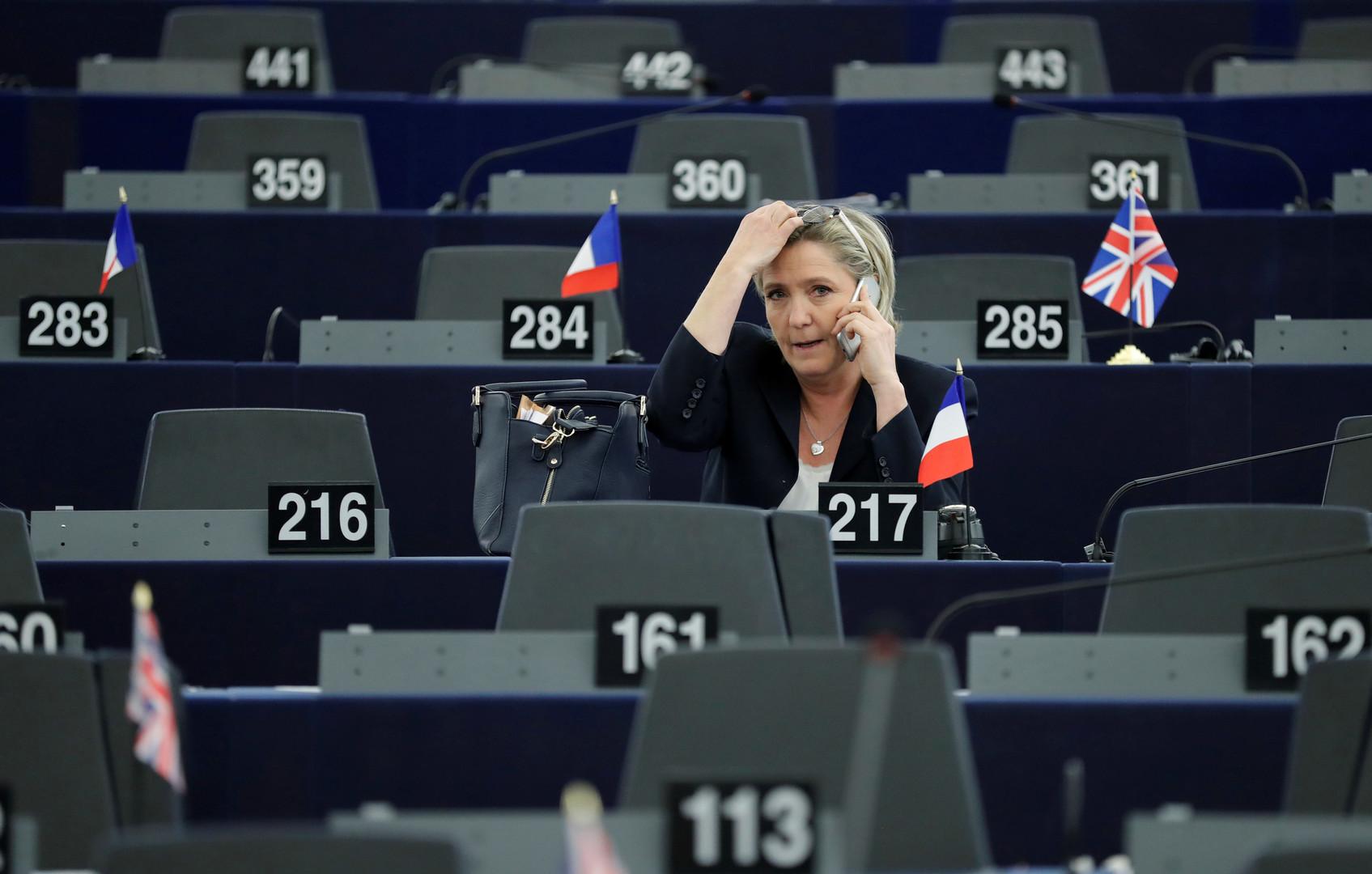 Удар по иммунитету: Марин Ле Пен могут лишить депутатской неприкосновенности