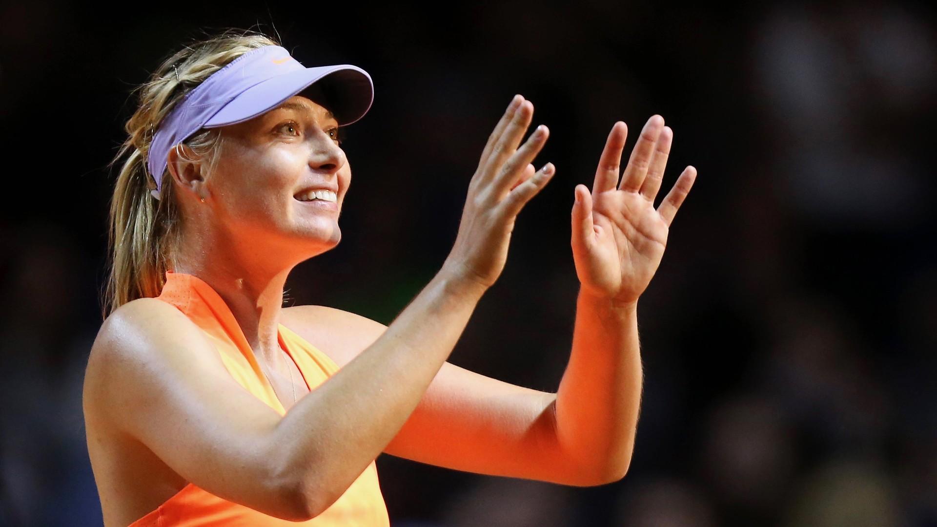 «Теннису нужна звезда калибра Марии»: как мир встретил возвращение Шараповой на корт