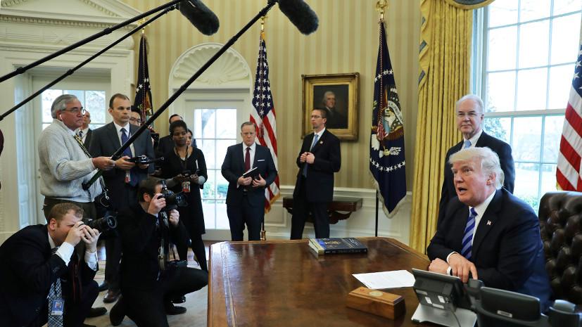 Обещай и властвуй: как изменилась экономика США за 100 дней президентства Трампа
