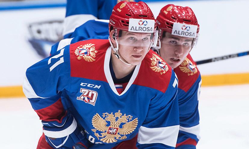 Россия встречается с Финляндией в Евротуре