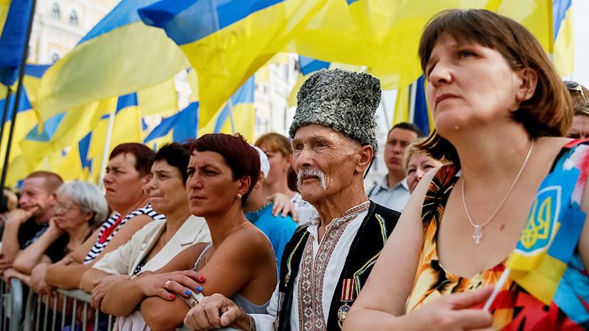 США разрабатывают новую программу экономической помощи Украине