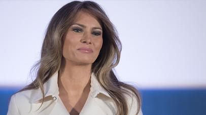 Популярнее мужа: чего успела достичь новая первая леди США