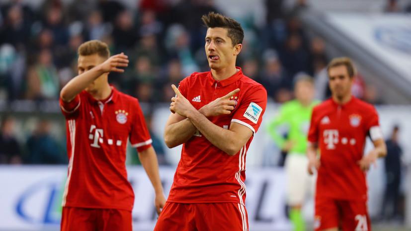 Золото «Баварии», рекорд Роналду и расистский скандал: итоги футбольного уикенда в Европе
