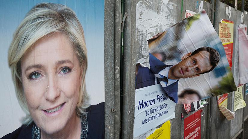 Макрон поддержал евроскептиков