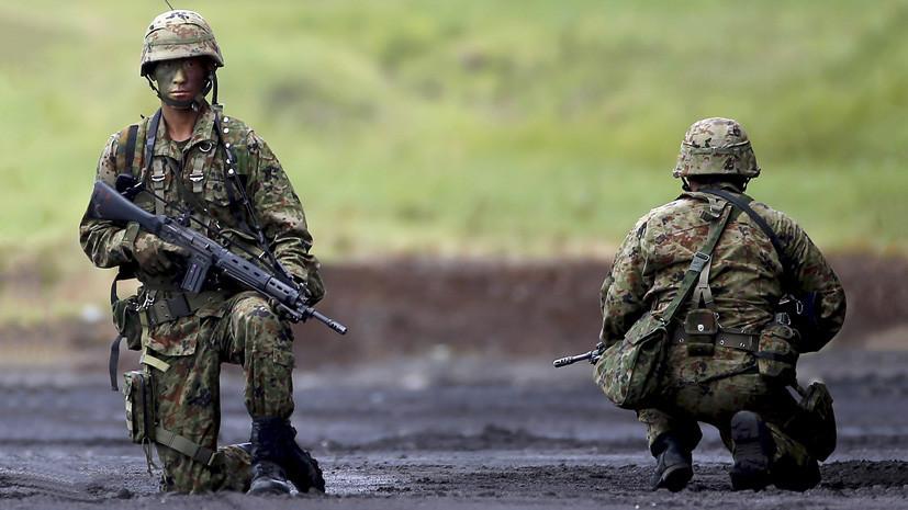Конституция цвета хаки: к чему приведёт появление в Японии полноценной армии