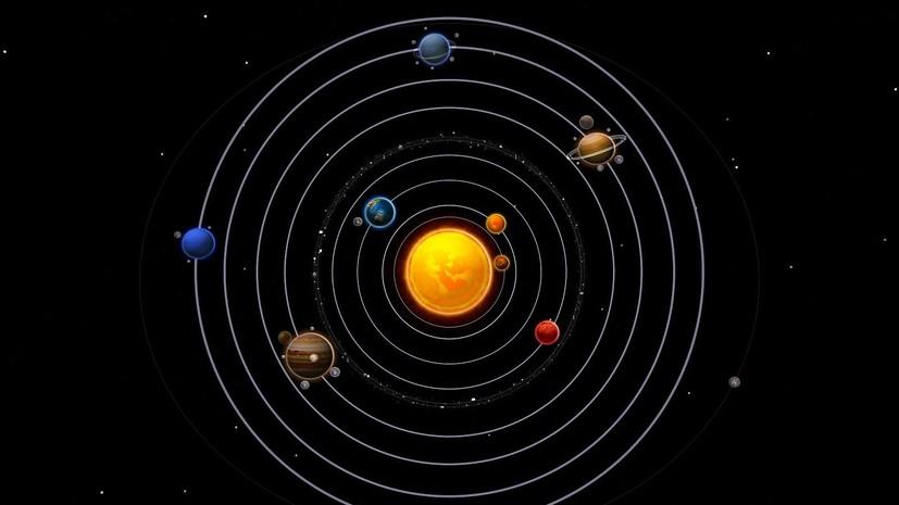 Тест RT на знание Солнечной системы