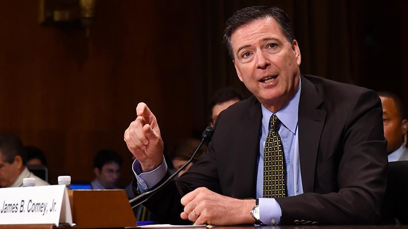 Не «величайшая угроза»: Белый дом не поддержал мнение главы ФБР о России