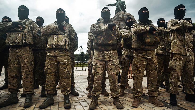 Азовское горе: почему конгресс США отказался помогать радикальному украинскому батальону
