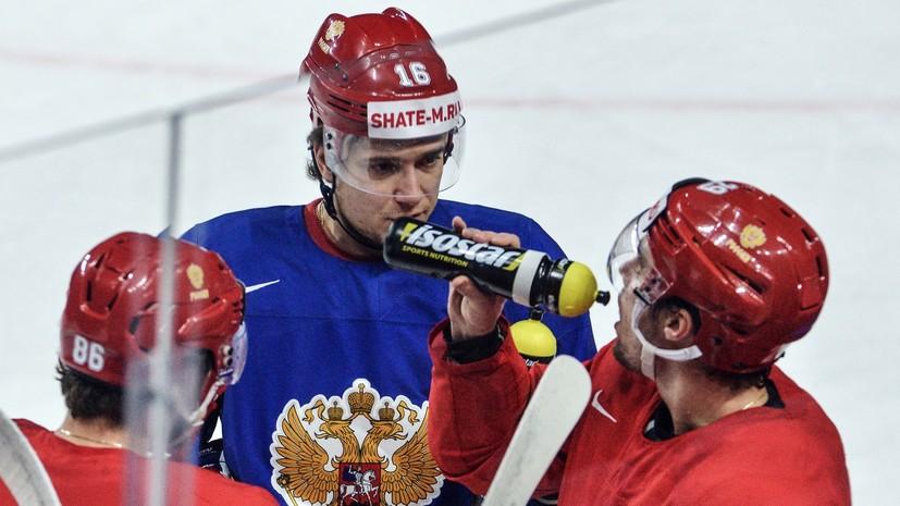 «Задача стоит одна — победить»: Борис Михайлов о стартующем ЧМ по хоккею