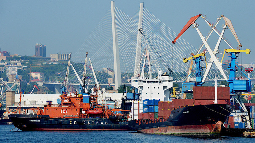 США проследят за портами Приморья в рамках санкций против КНДР
