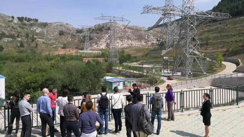 Энергетика для молодёжи: в Китае прошла стажировка кадрового резерва ГК «Россети»