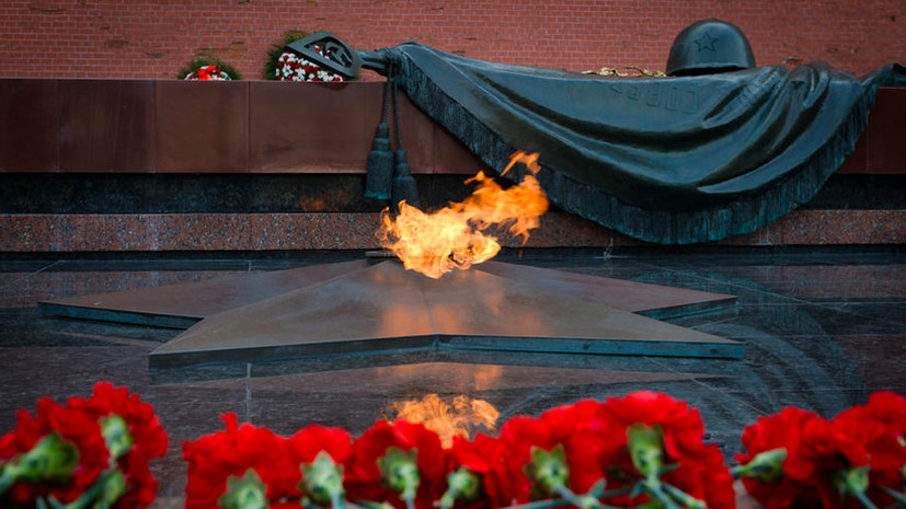 «Подвиг твой бессмертен»: 50 лет Могиле Неизвестного Солдата