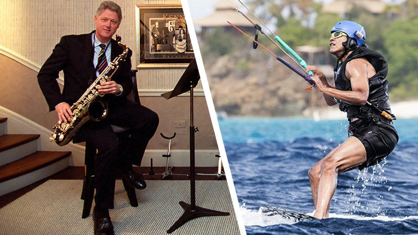 Триллер от Билла, доска от Барака: что делают бывшие главы государств на пенсии