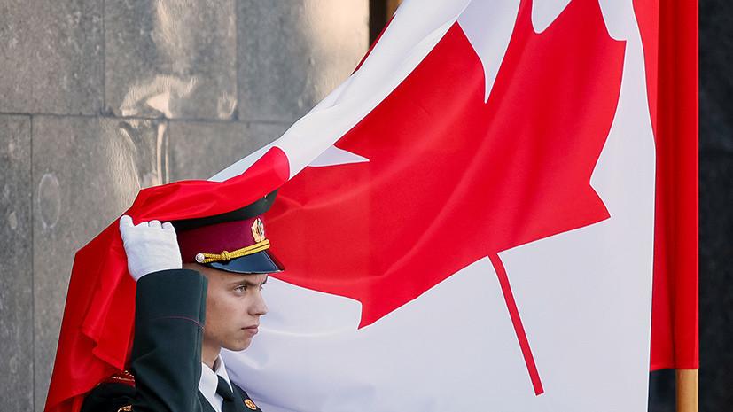 Прозрачность по-киевски: Канада создаст на Украине Открытое правительство за $19,5 млн