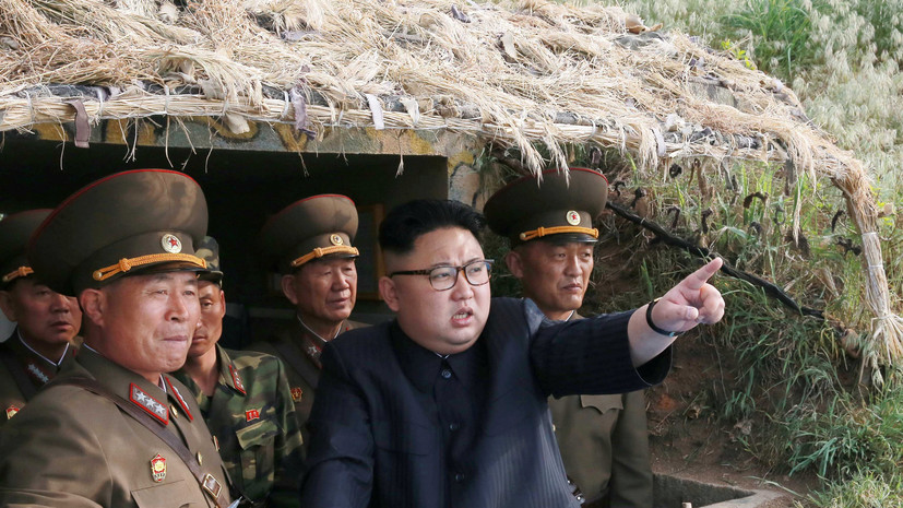 Подарок на инаугурацию: угрозой со стороны КНДР займётся спеццентр ЦРУ в Южной Корее