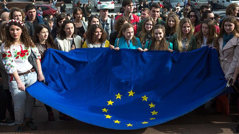 Закат Европы: велика ли вероятность приостановки безвизового режима между ЕС и Украиной