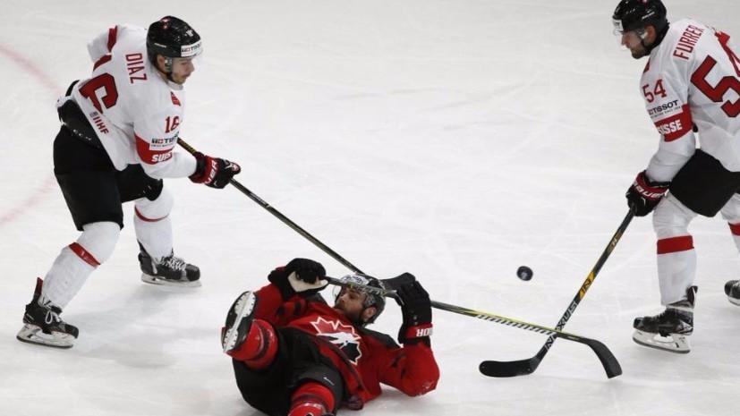 Проигрыш Канады, спасение Белоруссии: итоги 9-го дня ЧМ по хоккею