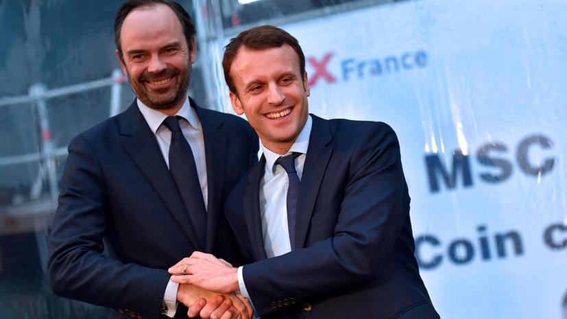 Был мэр — стал премьер: Макрон назначил главу Гавра председателем правительства Франции