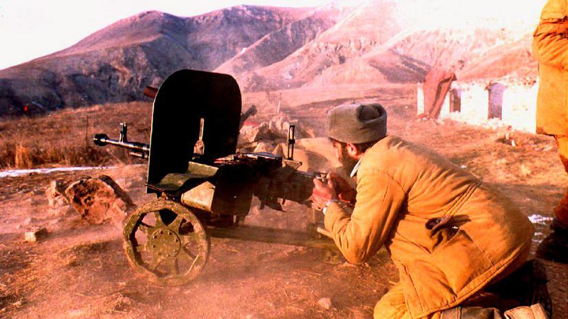 Особый край: 25 лет назад произошло переломное событие в нагорнокарабахском конфликте