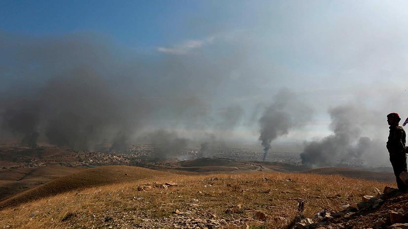 Назвали самозащитой: коалиция США признала удар по проправительственным силам в Сирии