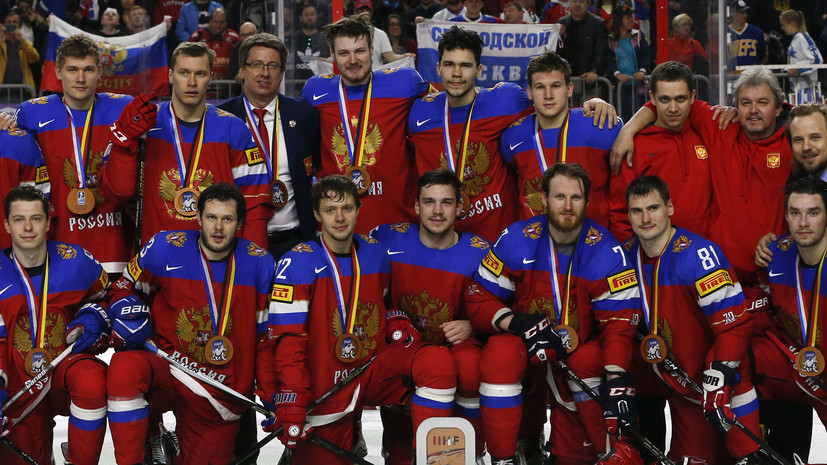 «Эта команда заслуживала большего»: как в сборной России отнеслись к бронзе ЧМ по хоккею