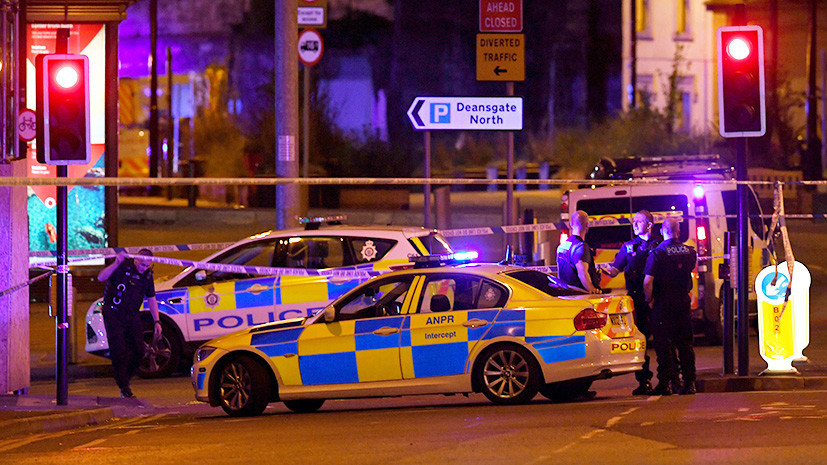 Внутренний враг: кого полиция подозревает в совершении теракта на стадионе в Манчестере