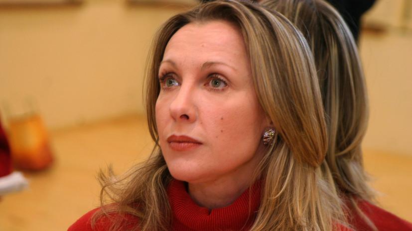 Госпогранслужба Украины не пропустила в Харьков актрису Елену Яковлеву