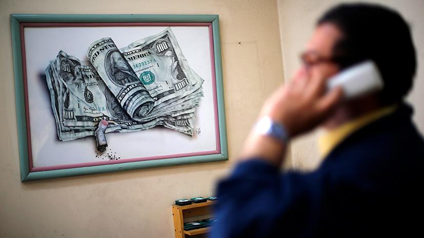 Рублю по баррелю: как решение ОПЕК по заморозке добычи нефти скажется на курсе доллара