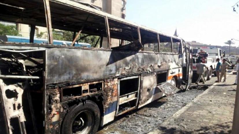 Теракт в пустыне: десятки христианских паломников погибли при взрывах в Египте