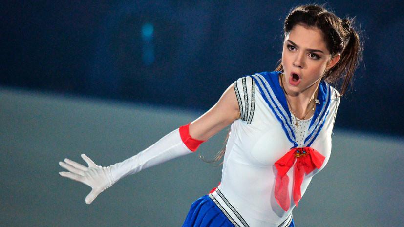 Фигуристка Медведева исполнила зажигательный танец на японском ТВ-шоу в образе Сейлор Мун