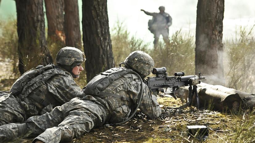 Вашингтон укрепляет разведку армии США в Европе для операций на Балканах