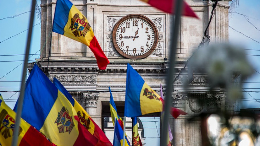 «Прямые провокации»: из Молдавии высланы пять российских дипломатов