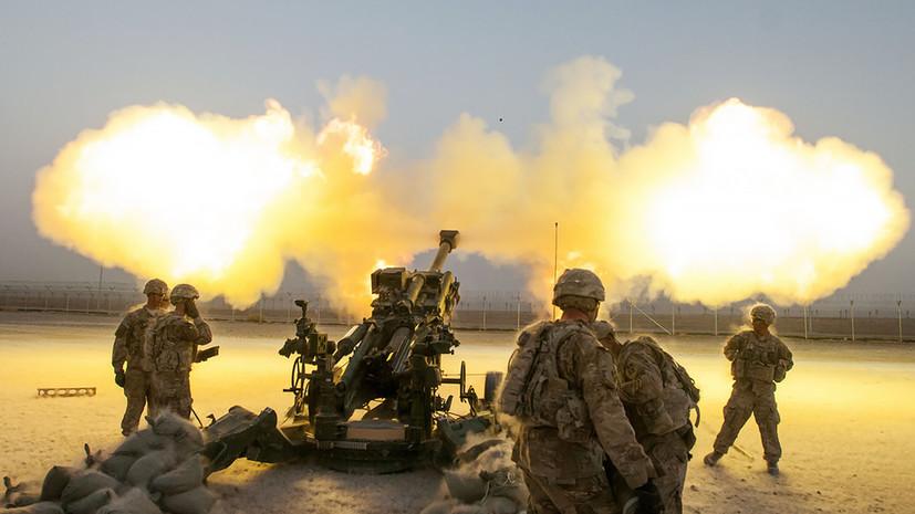 армия США просит увеличить бюджет на 2018 года из-за «российского вызова»