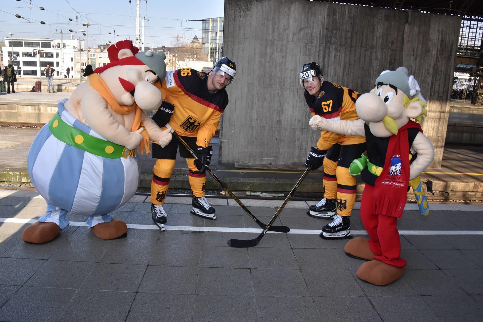 Главный старт сезона: пять причин считать чемпионат мира по хоккею — 2017 особенным