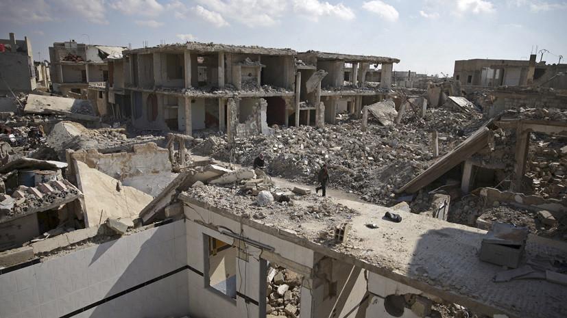 От пули снайпера: российский военный советник погиб в Сирии