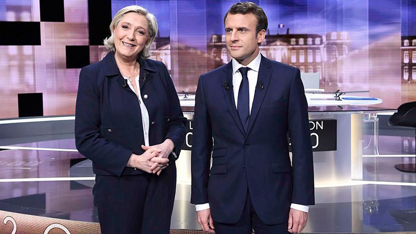 «Голосуют кошельком»: от чего зависят итоги второго тура выборов президента Франции