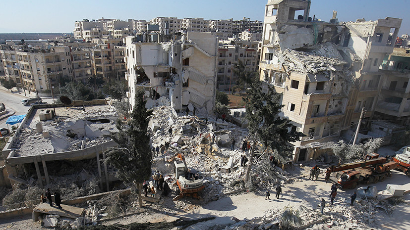 В Астане подписан меморандум о создании зон деэскалации в Сирии