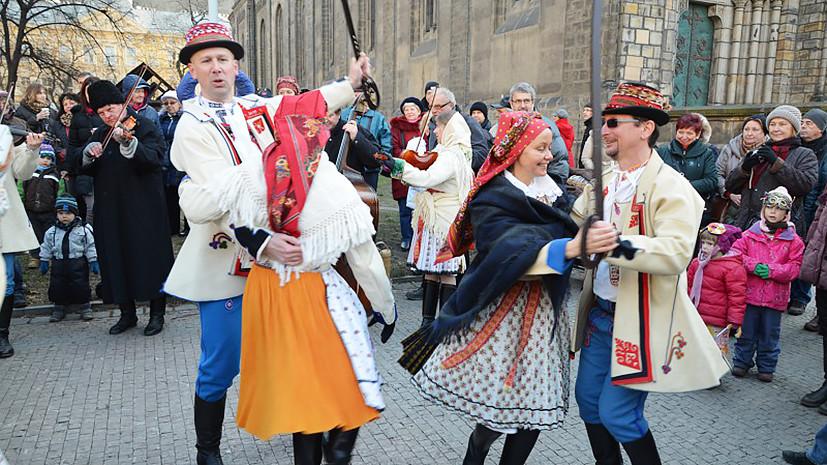 Славяне предлагают создать Содружество славянских государств