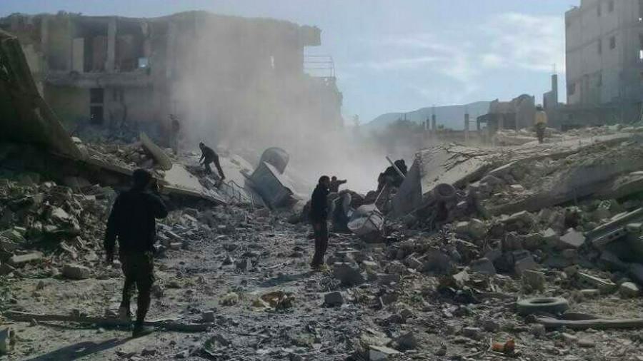 «Ситуация удручающая»: постпред России в ОЗХО о расследовании химатаки в Сирии