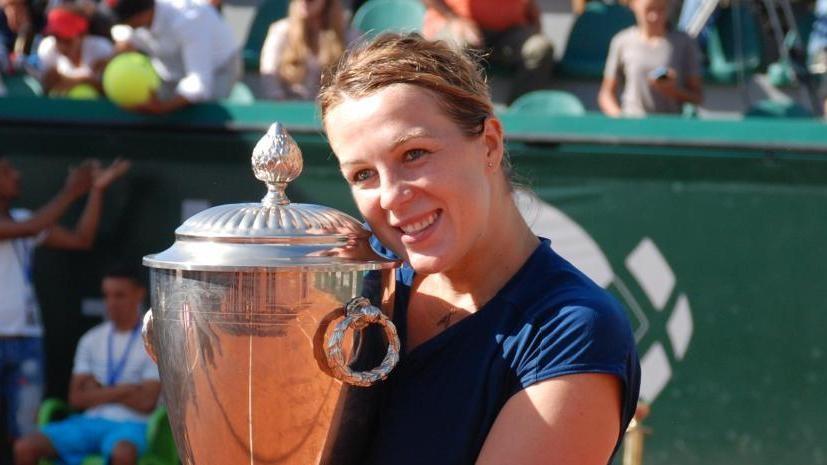 Юбилей Павлюченковой: российская теннисистка выиграла десятый титул в карьере