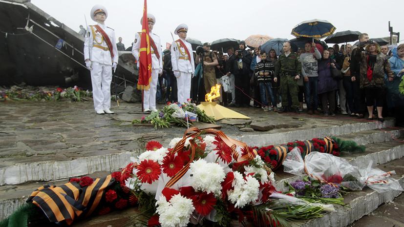 Шесть фугасов найдены на дороге к мемориалу «Саур-Могила» в ДНР