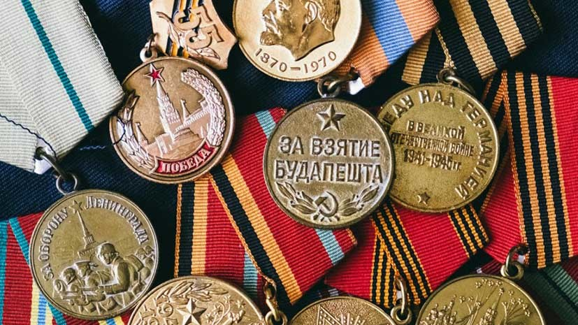 «Смерть — не самое страшное»: о чём вспоминают ветераны войны, глядя на свои награды