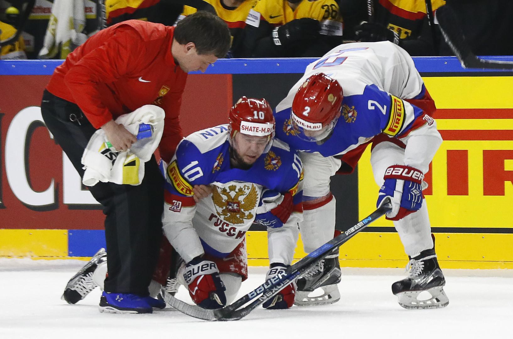 Тяжёлая травма Мозякина и невероятный камбэк Чехии: итоги 4-го дня ЧМ по хоккею