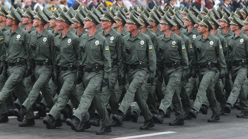 в Днепре собираются создать отряды добровольцев нацистского образца